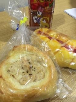 生協のパン