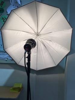 個人撮影用ライト